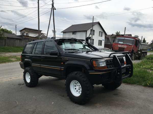 Jeep Grand Cherokee, 1994 год, 350 000 руб.
