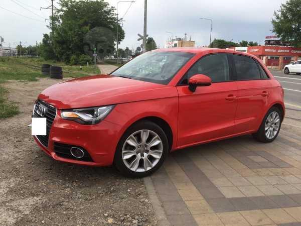 Audi A1, 2013 год, 649 000 руб.