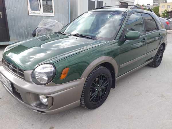 Subaru Impreza, 2002 год, 310 000 руб.