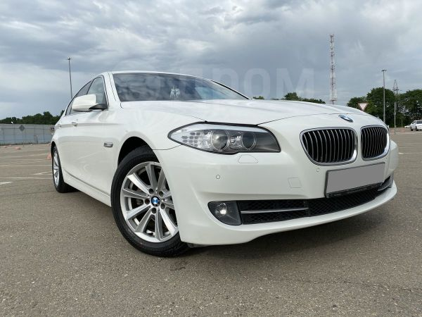 BMW 5-Series, 2013 год, 1 180 000 руб.