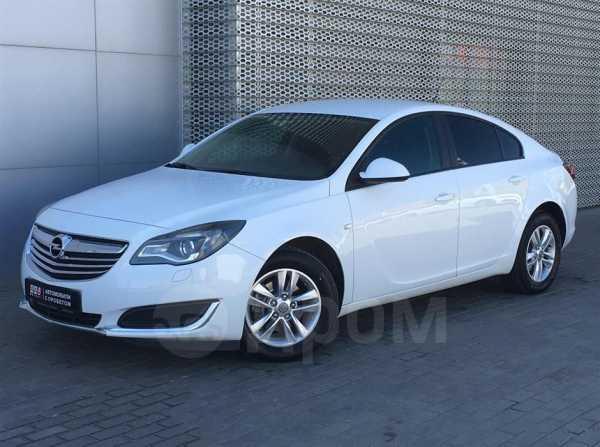 Opel Insignia, 2014 год, 657 000 руб.