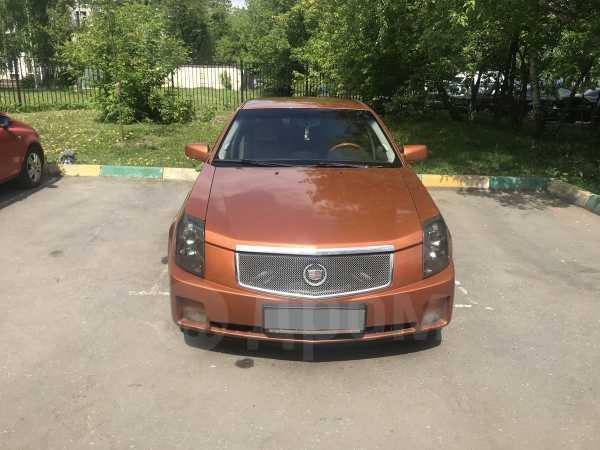 Cadillac CTS, 2003 год, 350 000 руб.