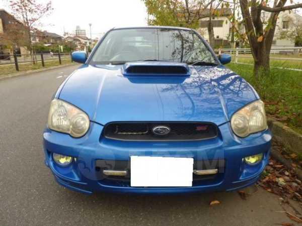 Subaru Impreza WRX STI, 2005 год, 576 000 руб.