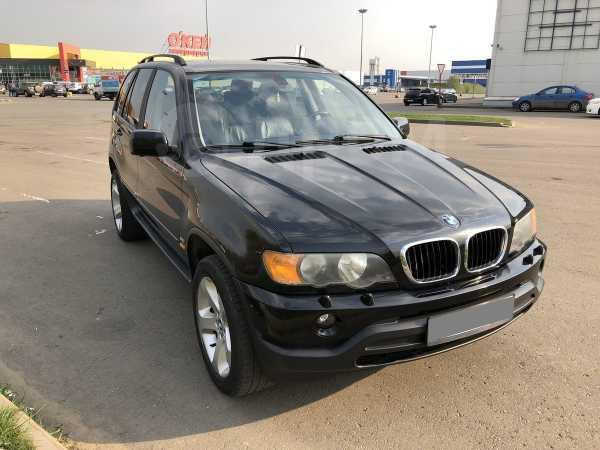 BMW X5, 2003 год, 575 000 руб.