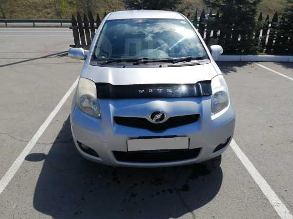 Toyota Vitz, 2009 год, 340 000 руб.