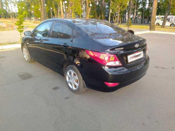 Hyundai Solaris, 2011 год, 379 000 руб.