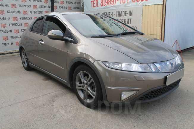 Honda Civic, 2008 год, 420 000 руб.