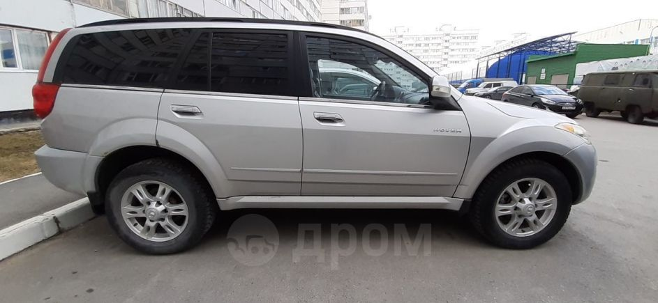 Great Wall Hover H5, 2012 год, 575 000 руб.