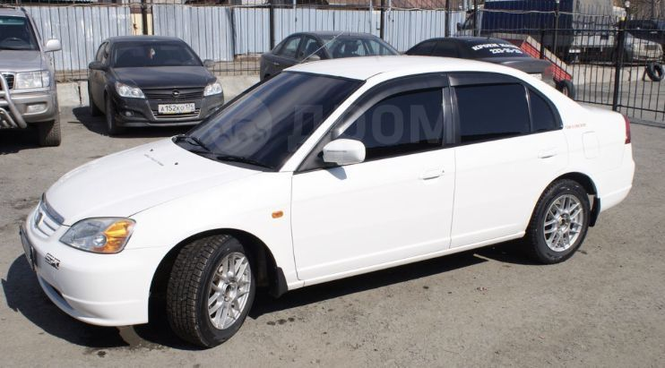 Honda Civic Ferio, 2002 год, 320 000 руб.