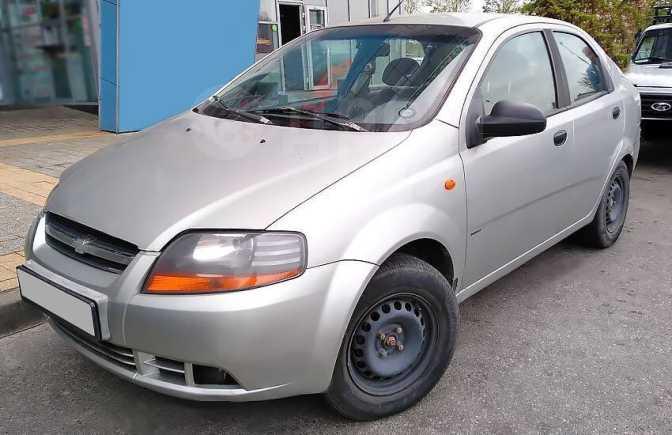 Chevrolet Aveo, 2005 год, 217 000 руб.