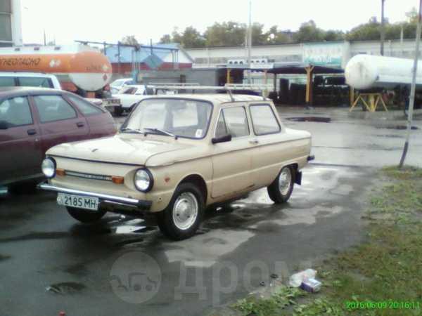 ЗАЗ Запорожец, 1990 год, 45 000 руб.