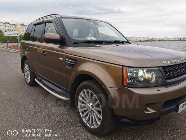 Land Rover Range Rover Sport, 2011 год, 1 360 000 руб.