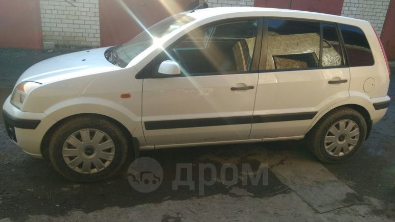 Ford Fusion, 2009 год, 330 000 руб.