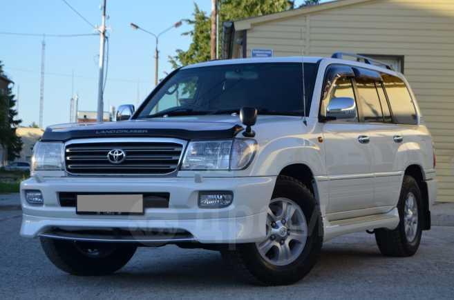 Toyota Land Cruiser, 2003 год, 1 650 000 руб.
