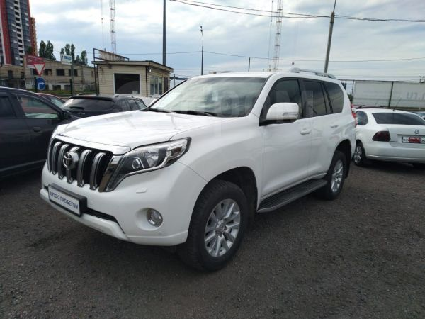 Toyota Land Cruiser Prado, 2015 год, 2 300 000 руб.