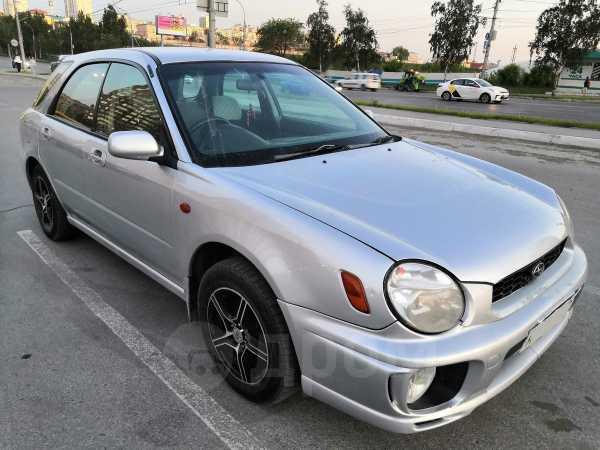 Subaru Impreza, 2002 год, 270 000 руб.