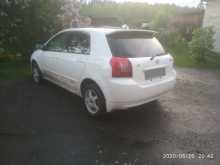 Тюмень Corolla Runx 2003