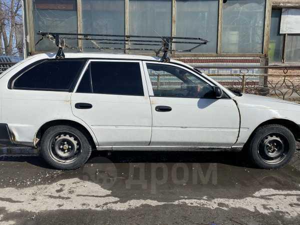 Toyota Corolla, 2002 год, 170 000 руб.