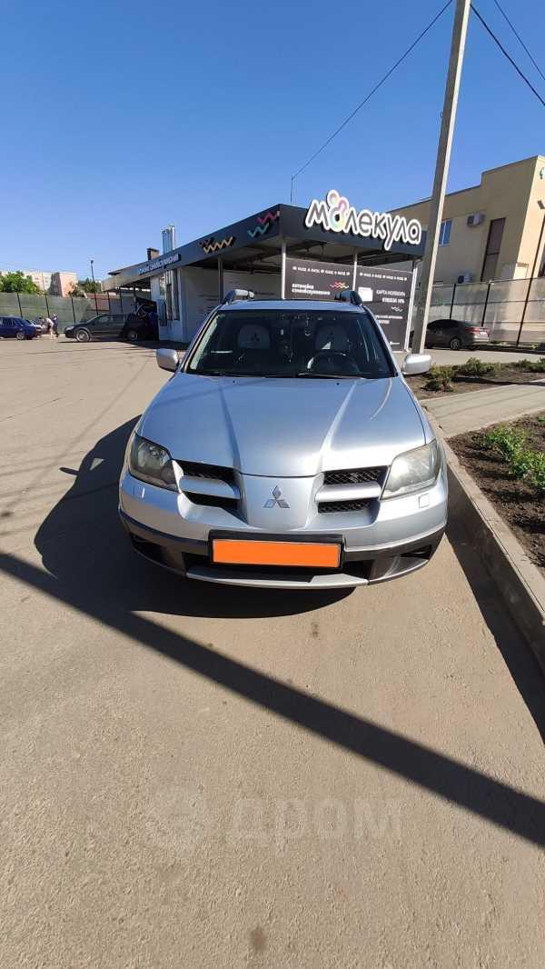 Mitsubishi Outlander, 2003 год, 340 000 руб.