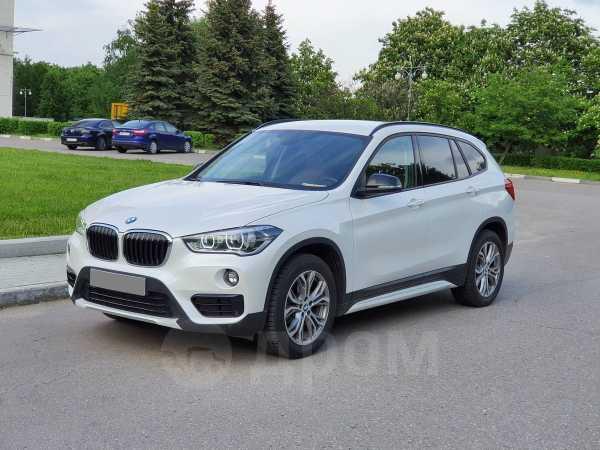 BMW X1, 2019 год, 2 100 000 руб.