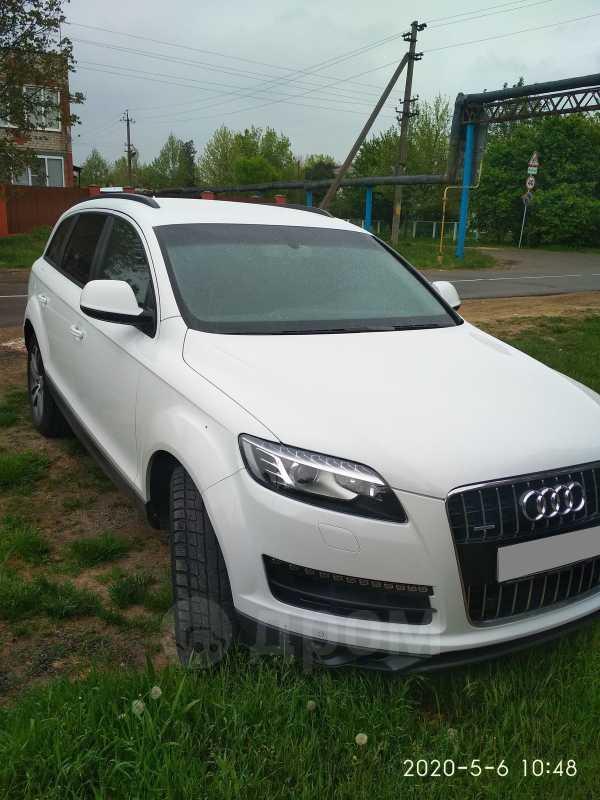 Audi Q7, 2013 год, 1 480 000 руб.