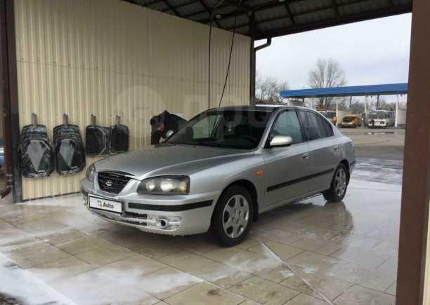 Hyundai Elantra, 2002 год, 240 000 руб.