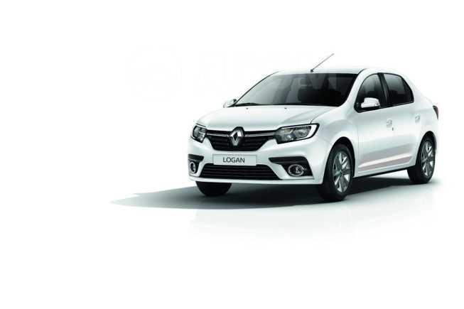 Renault Logan, 2020 год, 731 000 руб.
