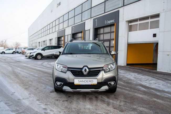 Renault Sandero Stepway, 2020 год, 902 000 руб.