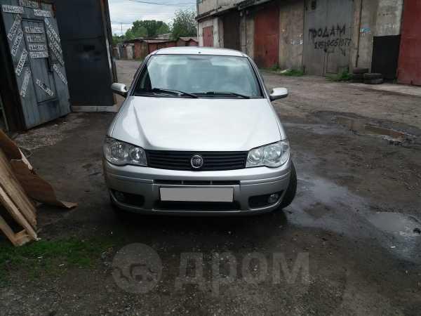 Fiat Albea, 2007 год, 175 000 руб.