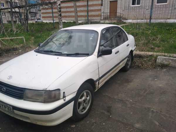 Toyota Corsa, 1991 год, 60 000 руб.