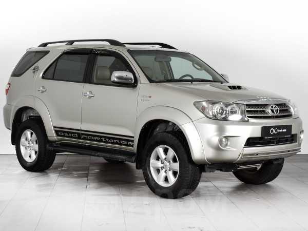 Toyota Fortuner, 2008 год, 1 239 000 руб.