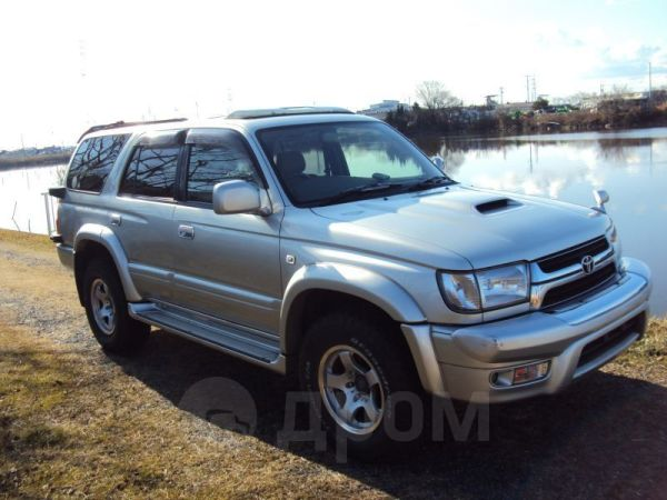 Toyota Hilux Surf, 1998 год, 390 000 руб.