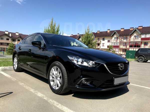 Mazda Mazda6, 2018 год, 1 350 000 руб.