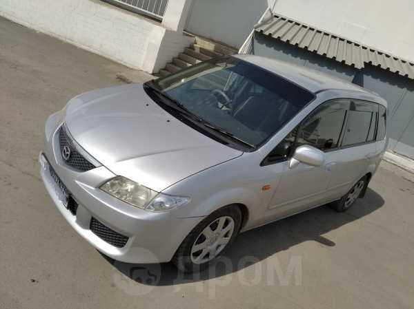 Mazda Premacy, 2001 год, 190 000 руб.