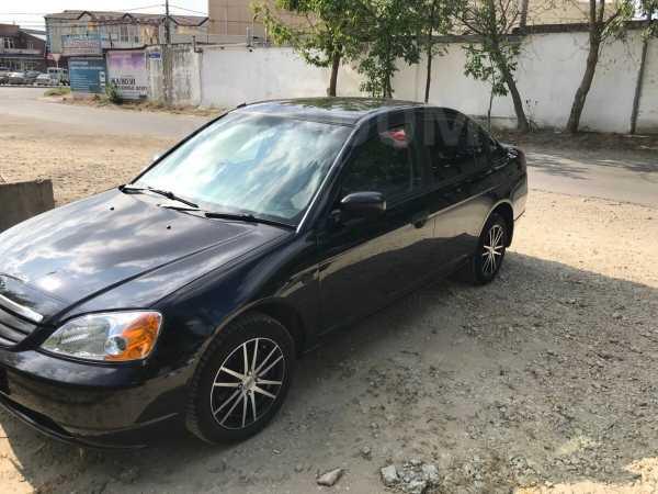 Honda Civic Ferio, 2002 год, 348 000 руб.