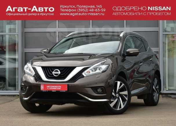 Nissan Murano, 2018 год, 2 245 000 руб.