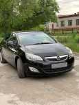 Opel Astra, 2010 год, 370 000 руб.