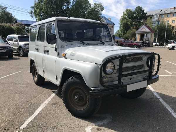 УАЗ 3151, 2002 год, 235 000 руб.