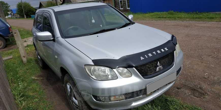 Mitsubishi Airtrek, 2001 год, 365 000 руб.