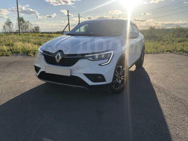 Renault Arkana, 2019 год, 1 130 000 руб.