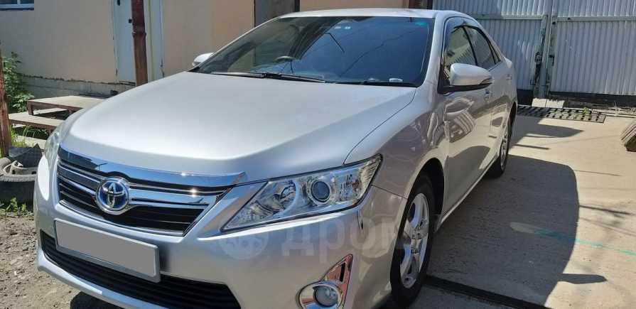 Toyota Camry, 2012 год, 1 199 000 руб.