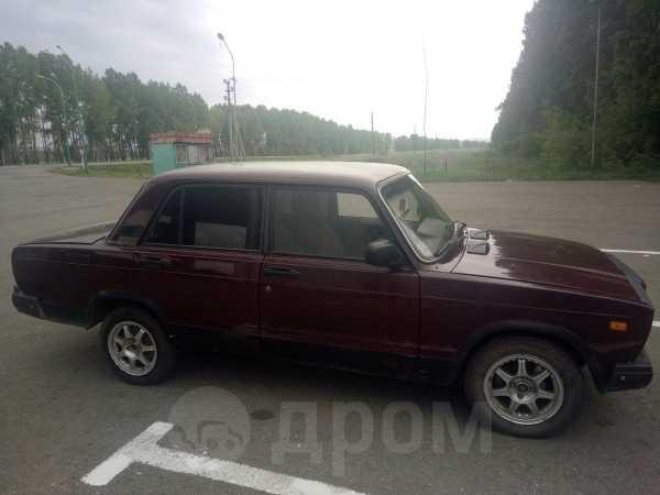 Лада 2107, 2006 год, 71 000 руб.