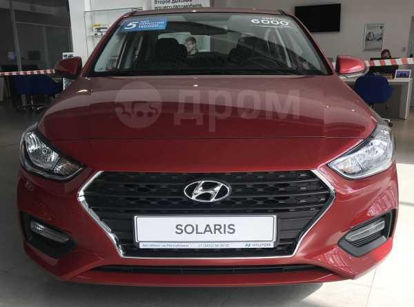 Hyundai Solaris, 2020 год, 930 000 руб.