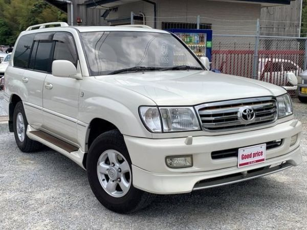 Toyota Land Cruiser Cygnus, 2000 год, 623 000 руб.