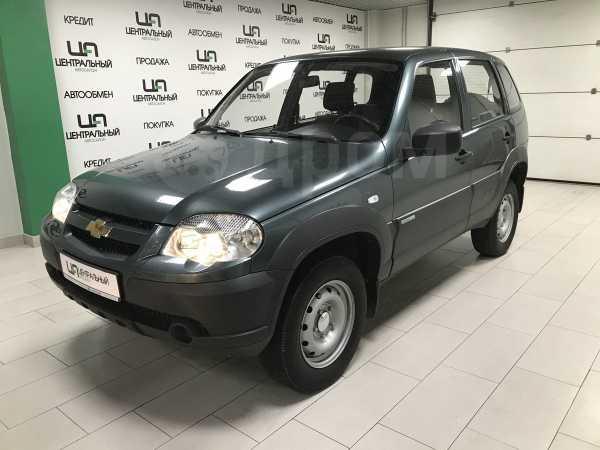 Chevrolet Niva, 2015 год, 425 000 руб.