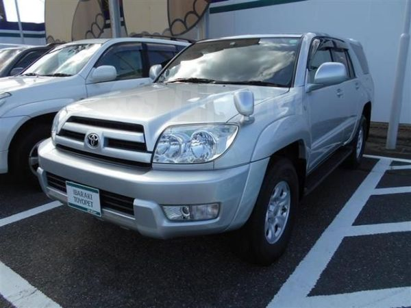 Toyota Hilux Surf, 2005 год, 530 000 руб.
