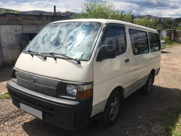 Toyota Hiace, 1993 год, 220 000 руб.