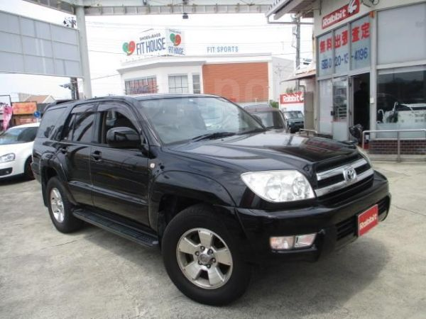 Toyota Hilux Surf, 2004 год, 610 000 руб.
