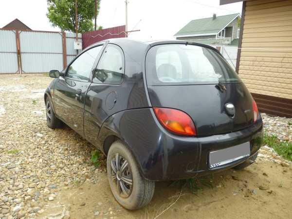 Ford Ka, 2000 год, 98 000 руб.
