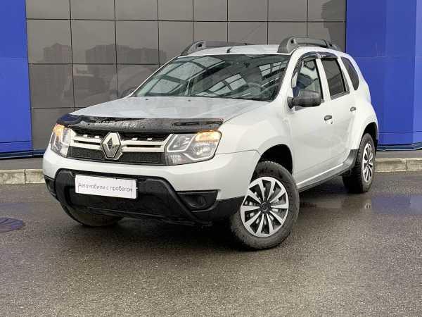 Renault Duster, 2017 год, 1 070 000 руб.